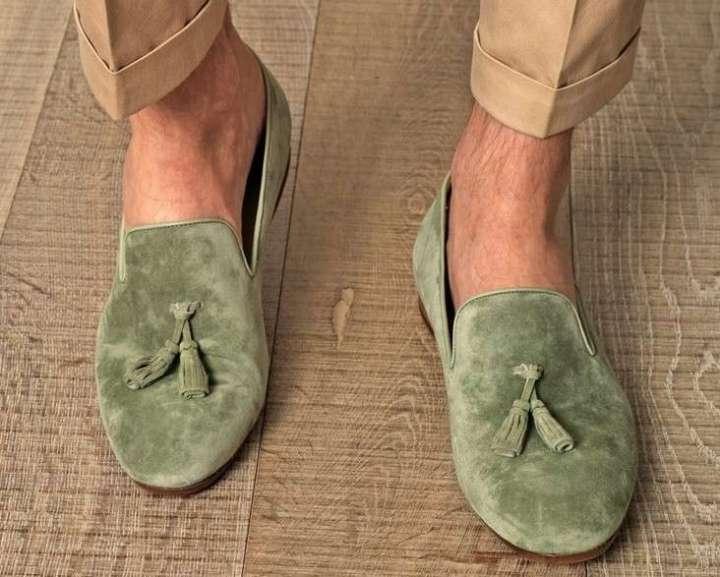 Come? Scarpe classiche … senza calze?!Parliamone.
